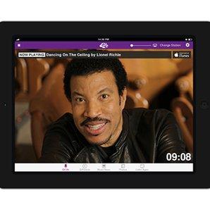 Smooth iPad
