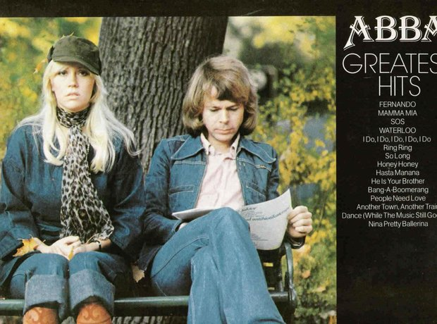 Greatest Hits - ABBA (1976)