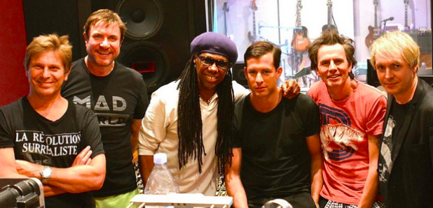 Duran Duran with Nile Rodgers and Mark Ronson