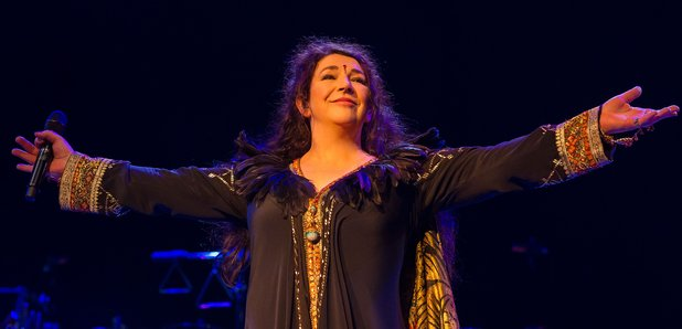 Kate Bush Before The Dawn live