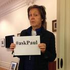 Paul McCartney Twitter Chat