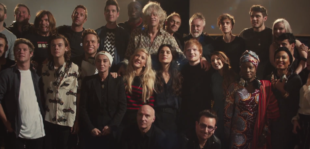 Band Aid 30 Music Video