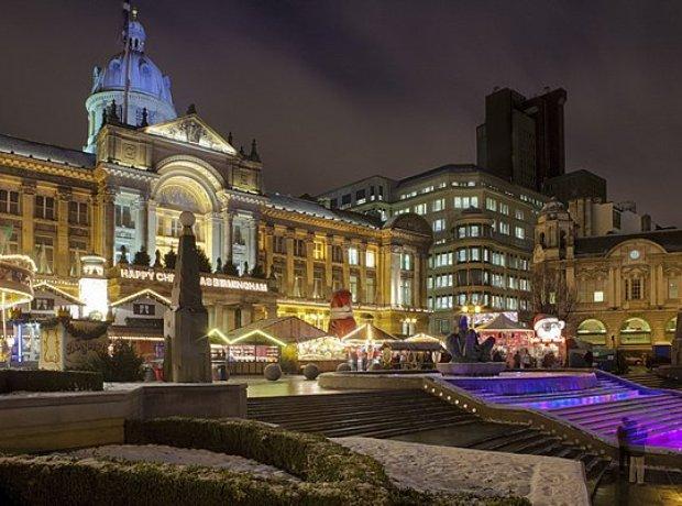 Birmingham Christmas Market
