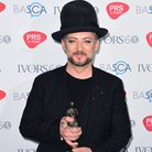 Boy George wins the PRS outstanding contribution t