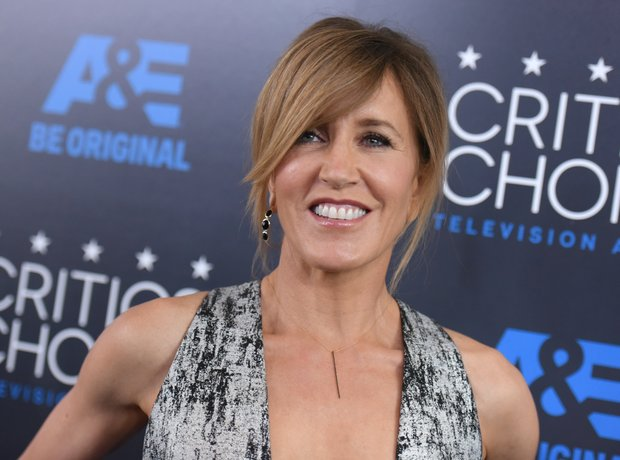 Felicity Huffman attends the Critics' Choice Telev