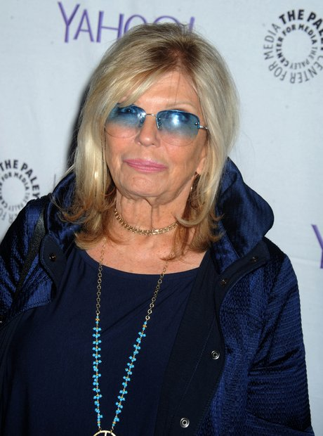 Nancy Sinatra on red carpet