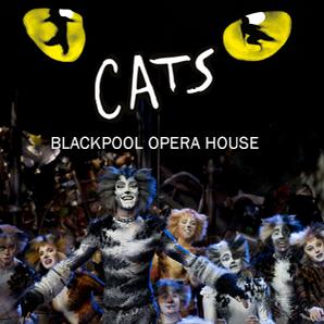 CATS at Blackpool Opera House