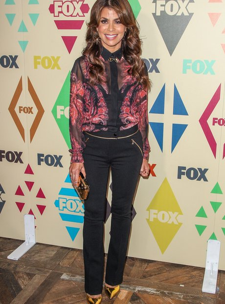 Paula Abdul Summer Party