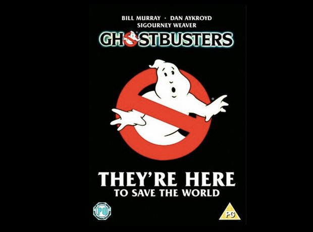 80s movies dvds ghostbusters