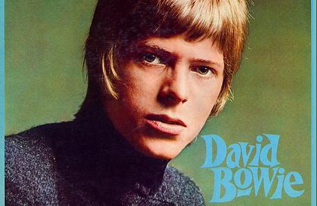 david bowie debut album covers