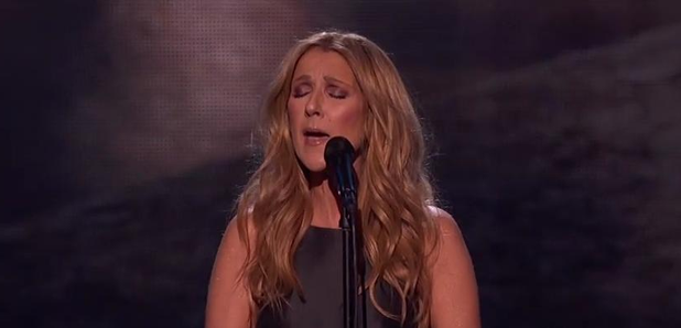 Celine Dion American Music Awards 2015