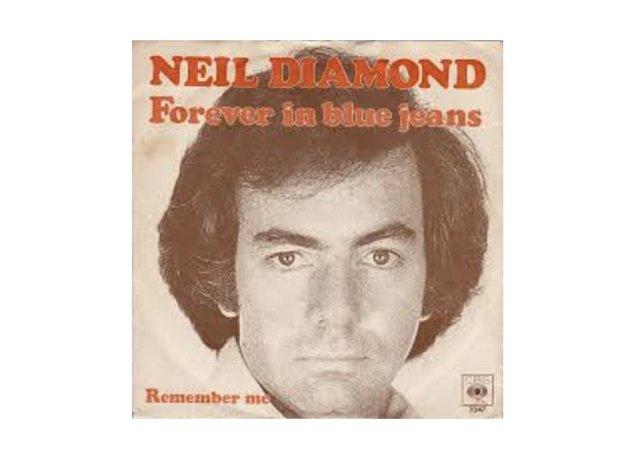 Forever In Blue Jeans - Neil Diamond
