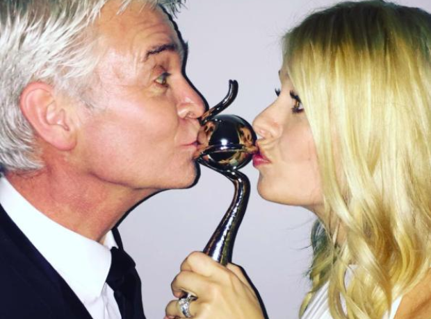 Holly Willoughby and Phillip Schofield NTAs