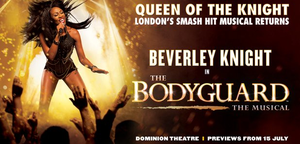 Beverley Knight The Bodyguard
