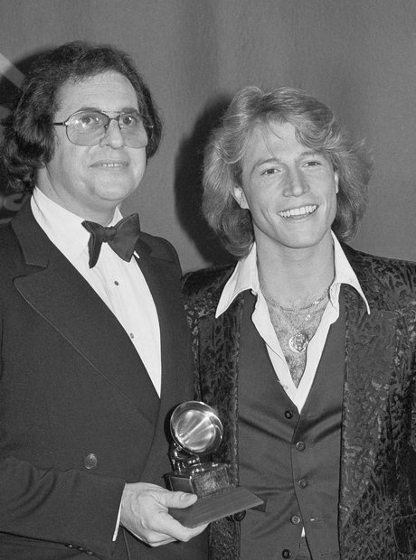 Grammys Awards History Andy Gibb