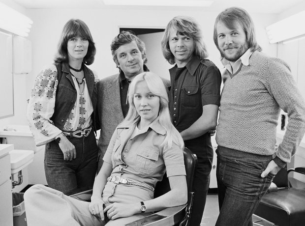 Backstage Gallery ABBA