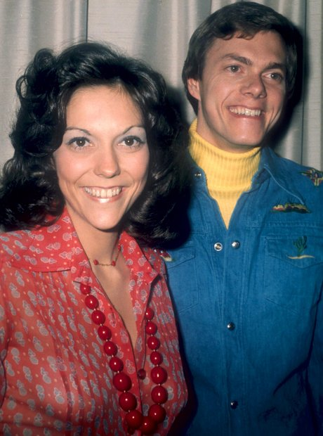 Backstage Gallery KAREN AND RICHARD CARPENTER