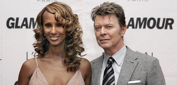 Iman David Bowie 2006