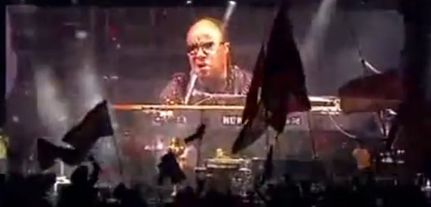 Stevie Wonder at Glastonbury