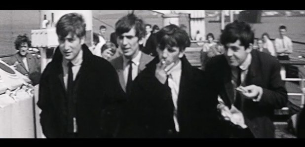 The Beatles 8 Days A Week trailer