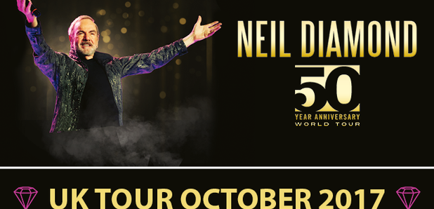 Neil Diamond Th Anniversary Tour Playlist