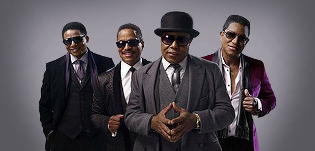 The four members of The Jacksons